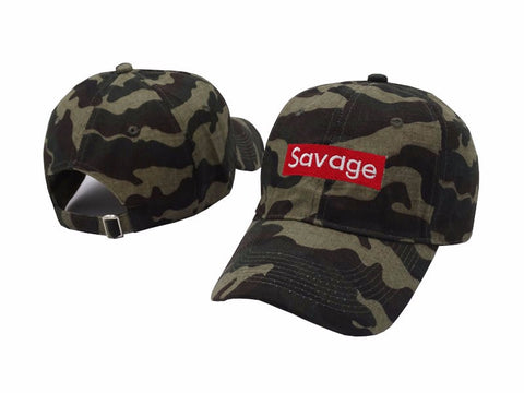 Savage Dad Hats