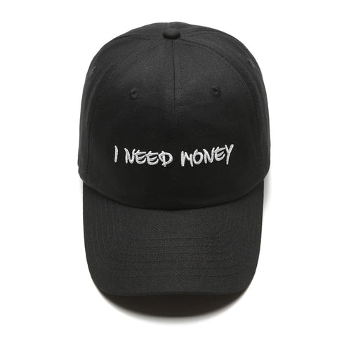 I Need Money Dad Hat