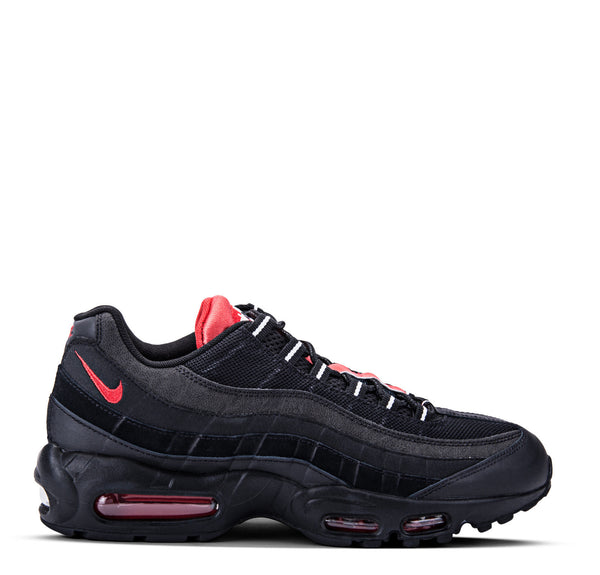 Nike Air Max 95 Essential - Black Challenge Red White