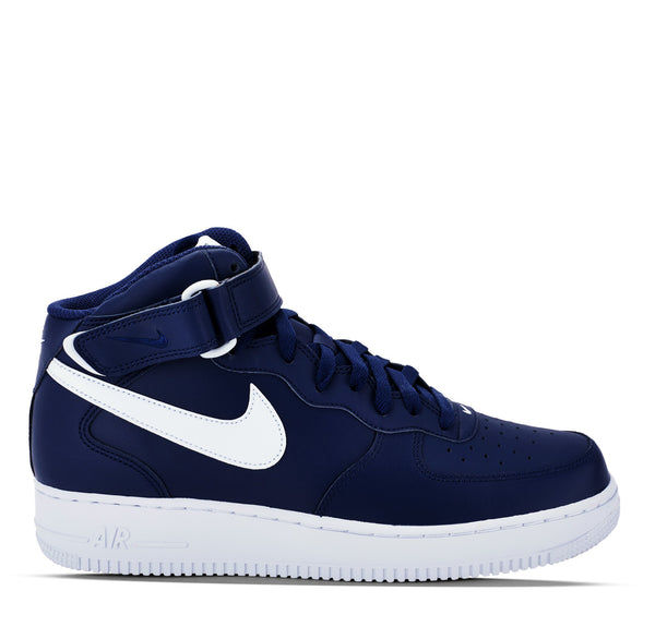Nike Air Force 1 Mid 07 - Midnite Navy White