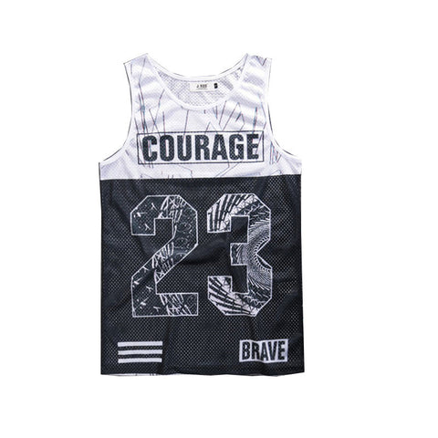 Static Courage Tanktop
