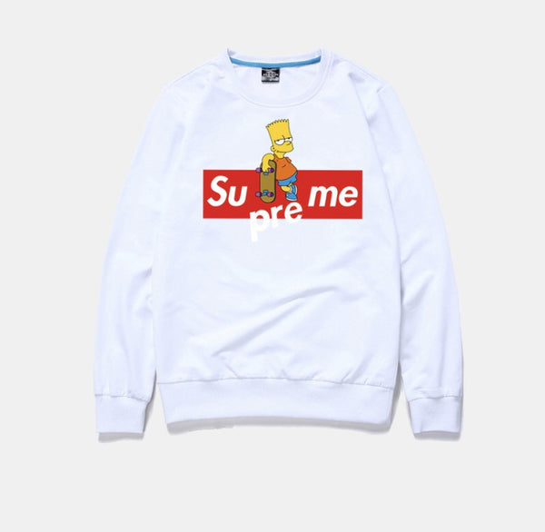 Supreme Bart Sweatshirt