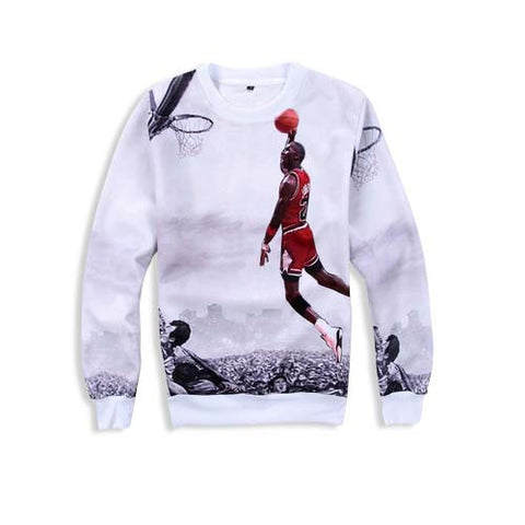 Jordan 'Free Throw Line' Sweatshirt Front