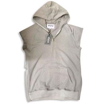 Kanye West Style Hoodie Shirt Grey