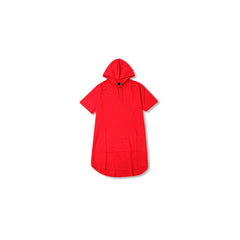 Kanye West Style Sport Hoodie Shirt Red