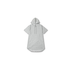 Kanye West Style Sport Hoodie Shirt Grey