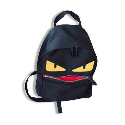 Little Monsters Designer Backpack