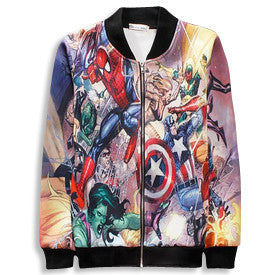 Marvel KINGS Jacket