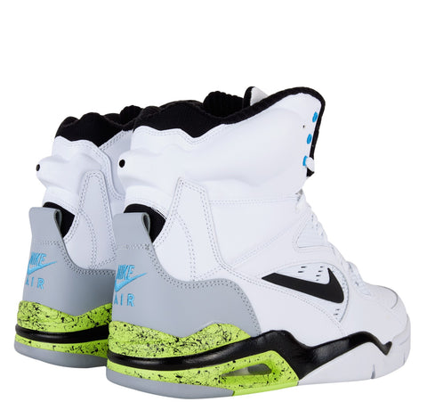 Nike Air Command Force OG White Black Wolf Grey Volt