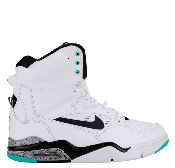 Nike Air Command Force White Black Wolf Grey Hyper Jade