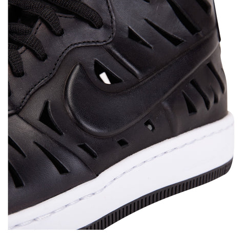 Nike Womens Air Force 1 Ultra Force Mid Joli Black White