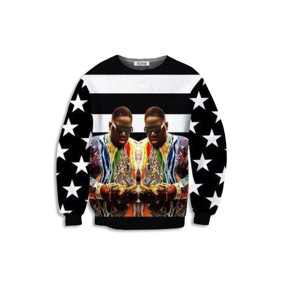 Notorious BIG 'The Legend' Sweatshirt