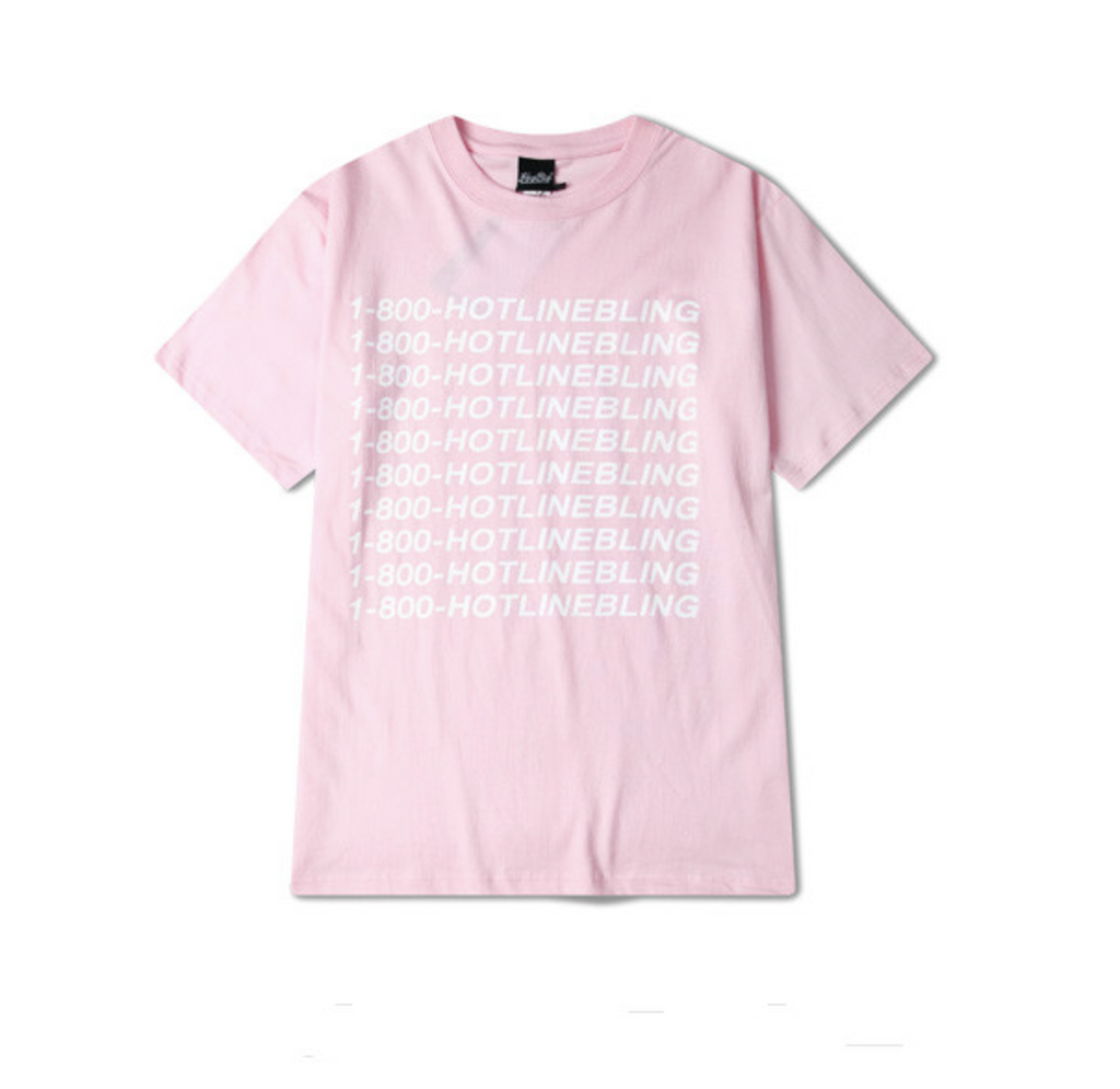 1-800-Hotline Bling T-shirt