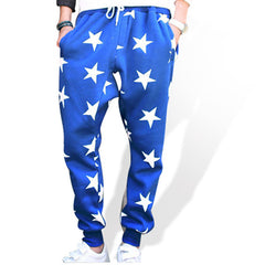 Mens Cotton Star Joggers Demo