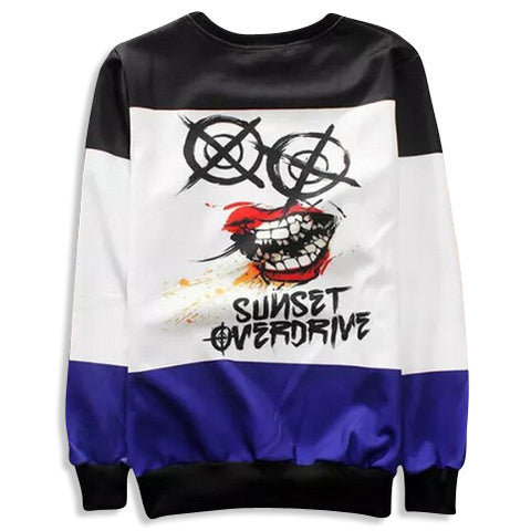 Sunset Overdrive Sweatshirt Front
