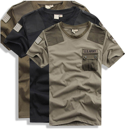 Tactical Army Military Shirts