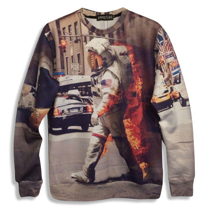 The Original Burning Man Sweatshirt