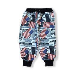 The Patriot Jogger Shorts