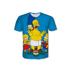 The Simpsons 'Movin Weight' T-Shirt