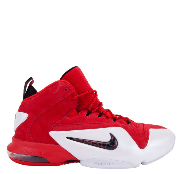 Nike Zoom Penny VI University Red Black White