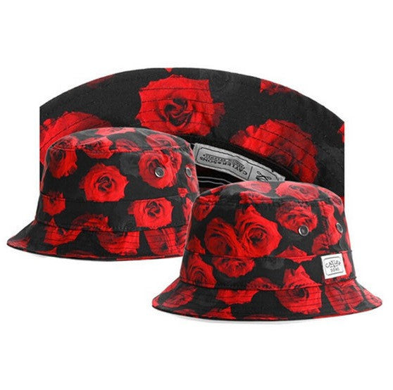Cayler & Sons Roses Bucket Hat