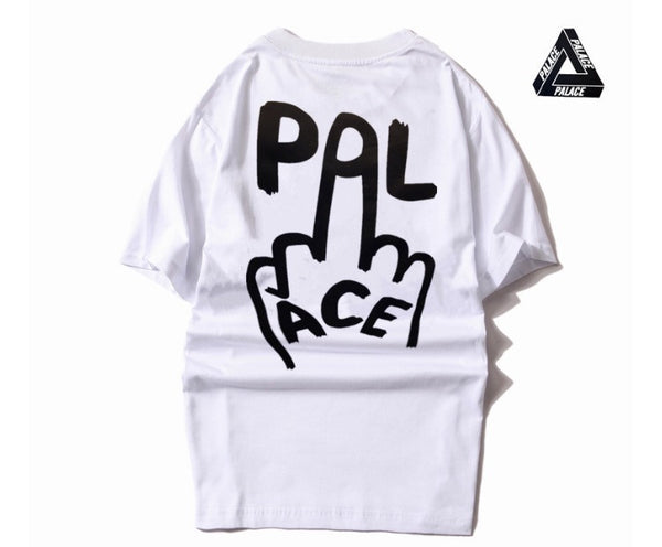 Palace 'Middle Finger' T-Shirt White