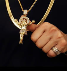 Lord of Sins 18K Gold Necklace