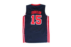 Magic Johnson Dream Team Away Jersey