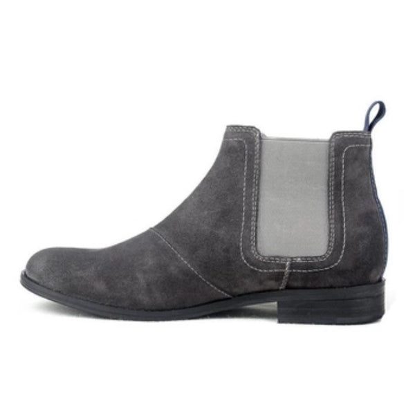 Original Suede Dark Grey Chelsea Boots