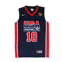 Clyde Drexler Dream Team Away Home Jersey