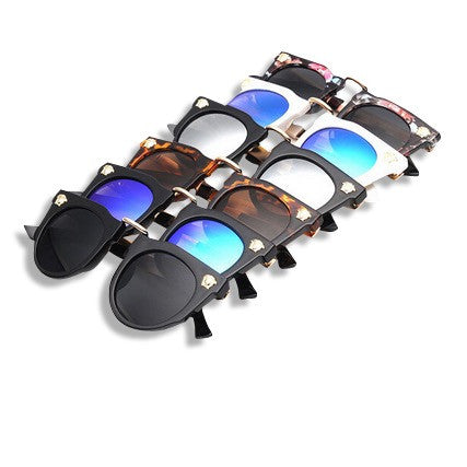 Dope Metal Head Sunglasses