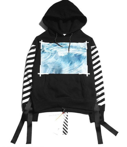 Off White '13' Black Jacket