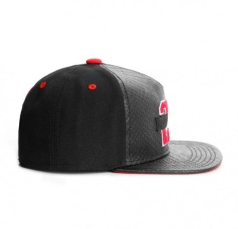 Jordan 23 Banned Leather Snapback