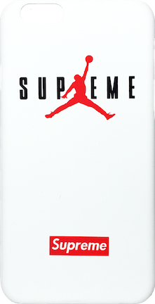 Supreme Jordan iPhone Case