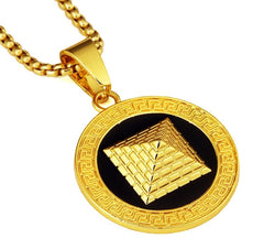 Lords of Cairo 18K Gold Plated Necklace
