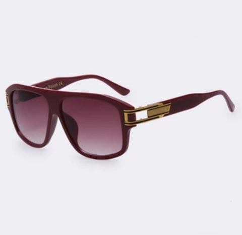 The Corleone Sunglasses Brown