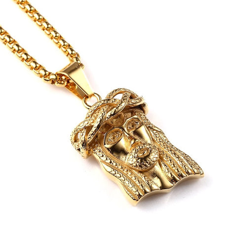 The Chief 18K Gold Plated Necklace