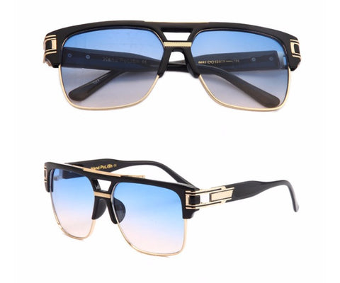 Street Fly Fashion God Sunglasses Black