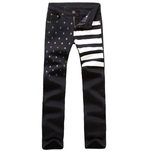 Black Flag Denim Jeans