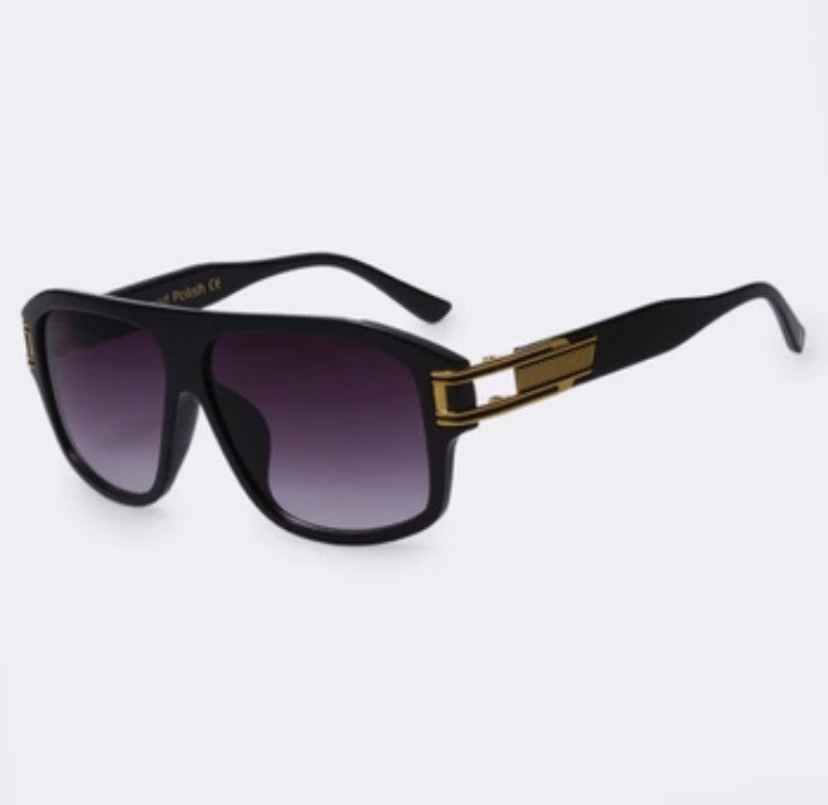 The Corleone Sunglasses Black