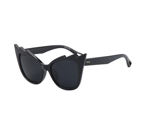 Feline Fresh Sunglasses Silver