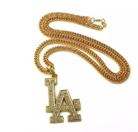 LA HipHop Necklace