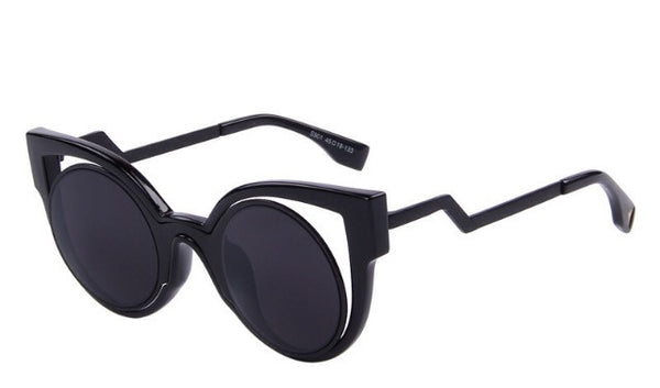 2016 Retro Cat Eye Sunglasses
