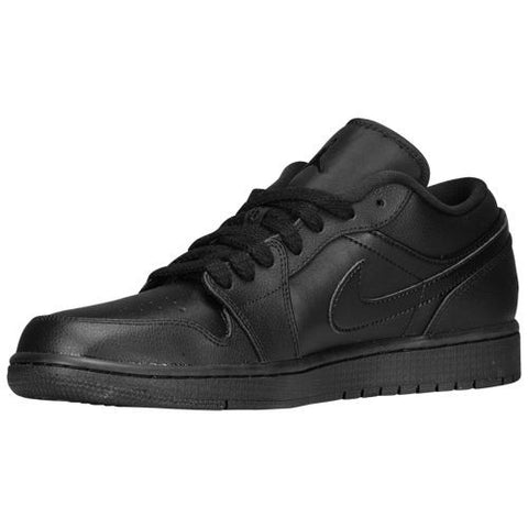 Air Jordan 1 Low Triple Black
