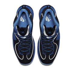 Nike Air Penny II Black Varisty Blue Metallic Silver
