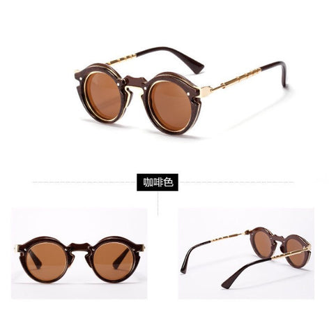 Oculus Punk Sunglasses Brown