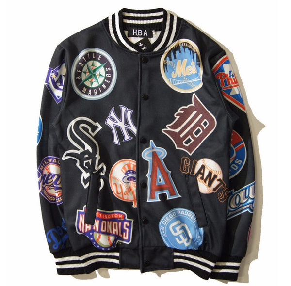 Schemes & Motives MLB Sport Jacket