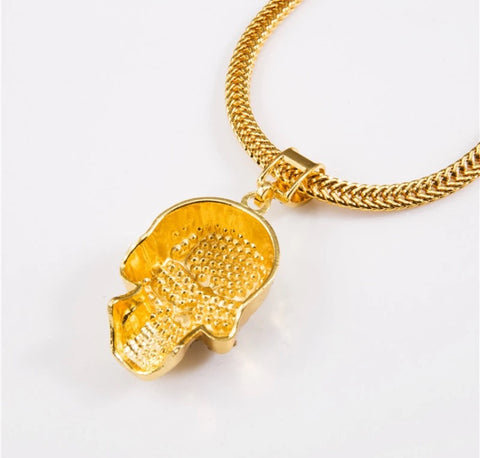 Skull Pendant Necklace