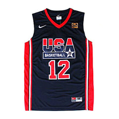 John Stockton Dream Team Away Jersey