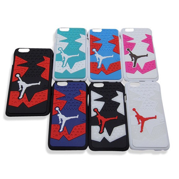 Air Jordan 6 iPhone 6+ Cases